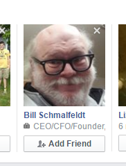 BILL FRIEND