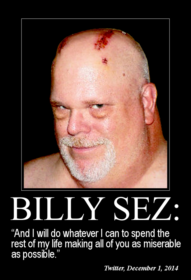 Billy Sez And I will do whatever I can 614x900