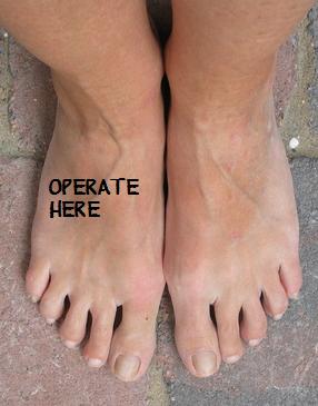 operate here