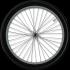 Wheel full 70px