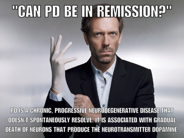 House PD Remission